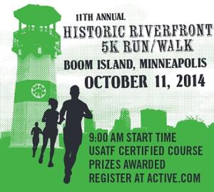 STAWNO 5k run walk