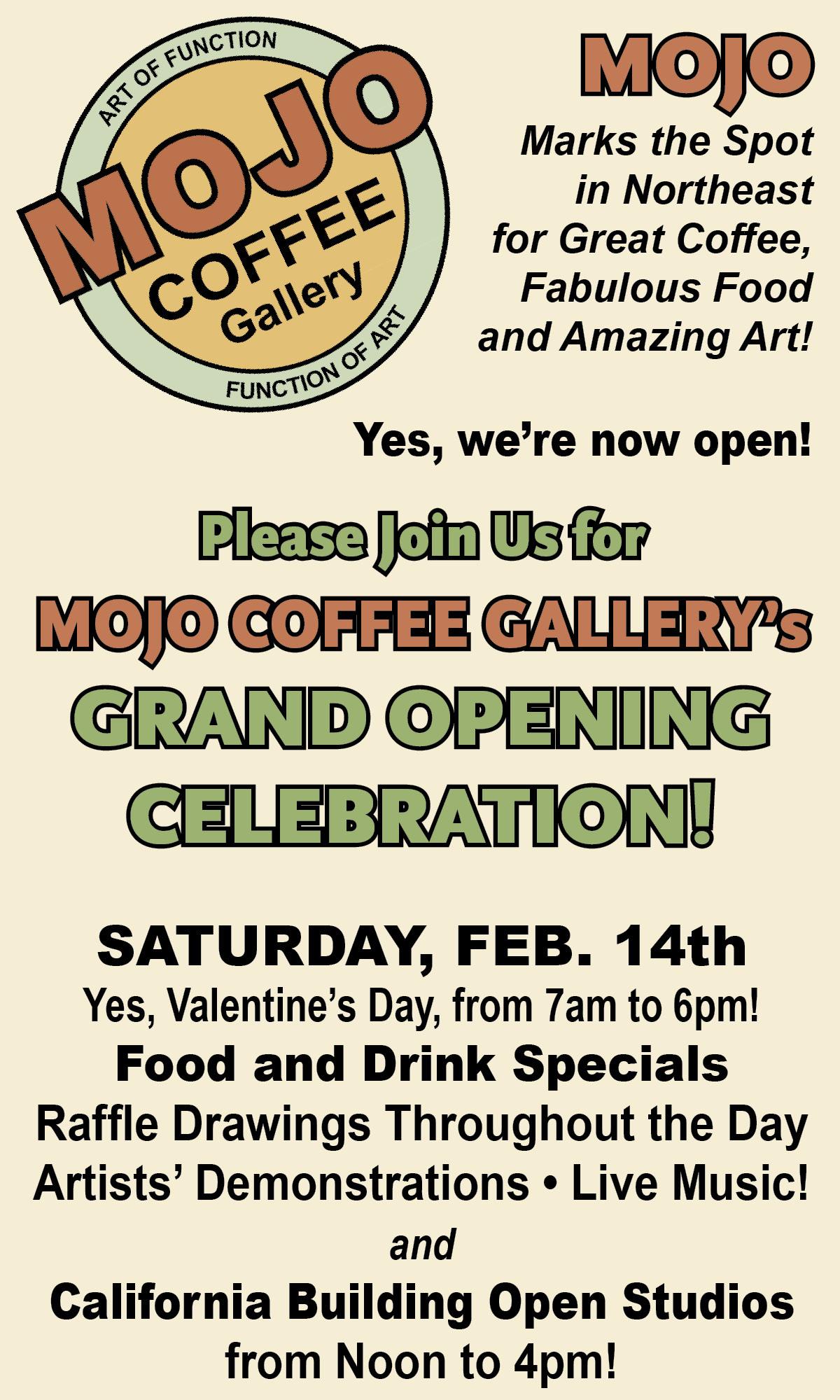 MOJO Feb 14 Opening