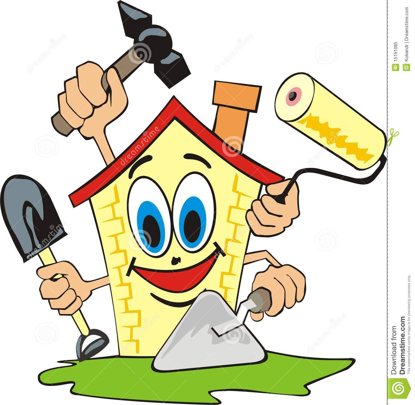 Home repair help is available bottineau neighborhood for Association travaux maison